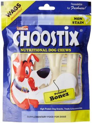 Choostix Pressed Chicken Dog Treat(100 g, Pack of 1)