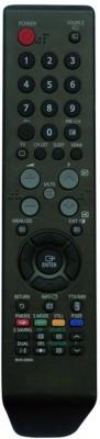 MEPL SAMSUNG COMPATIBLE TV REMOTE Remote Controller(Black)