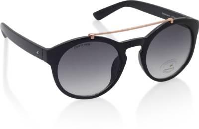 Fastrack C074BK2F Aviator Sunglasses