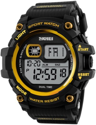 Skmei 1229-GLD Sports Digital Watch For Boys