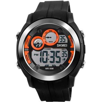 Skmei 1234-ORG Sports Digital Watch For Boys