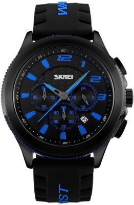 Skmei 9136-BLU Sports Analog Watch For Boys