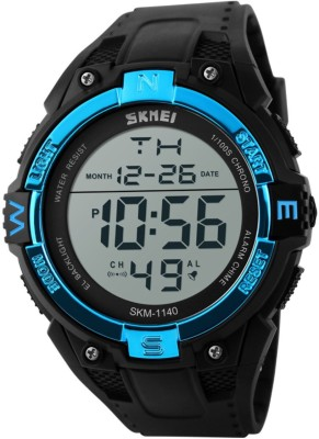 Skmei 1140- BLU Sports Digital Watch For Unisex