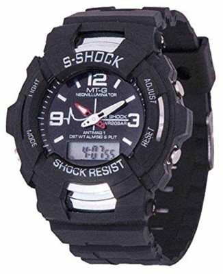 Mi s shock SD412 Analog Digital Watch   For Boys