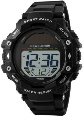 Skmei 1129- BLK Sports Digital Watch For Unisex