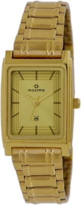Maxima 42824CMLY  Analog Watch For Unisex