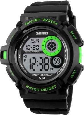 Skmei 1222- GRN Sports Digital Watch For Boys