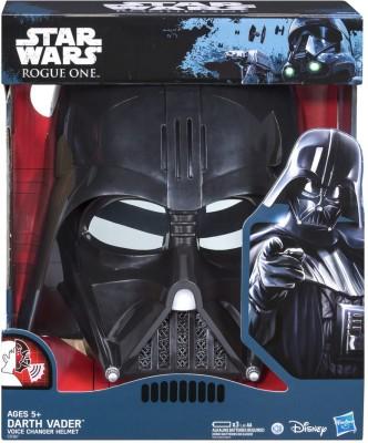 Star Wars Rogue One Voice Changer Helmet(Multicolor) at flipkart