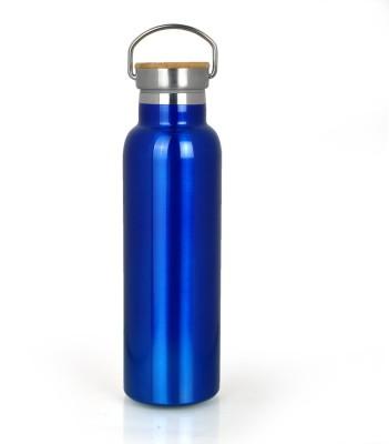 LITTLE KITCHEN New Bottle -021 500 ml Bottle(Pack of 1, Blue) at flipkart