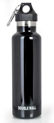 LITTLE KITCHEN New Bottle -027 700 ml Bottle(Pack of 1, Black) at flipkart