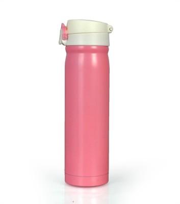 LITTLE KITCHEN New Bottle -011 500 ml Bottle(Pack of 1, Pink) at flipkart