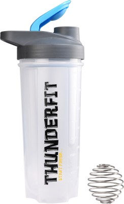 THUNDERFIT smile 750 ml Sipper(Pack of 1, Multicolor)