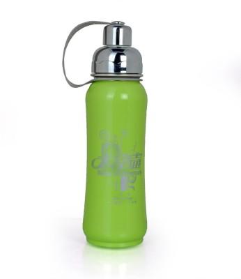 LITTLE KITCHEN New Bottle -018 500 ml Bottle(Pack of 1, Green) at flipkart