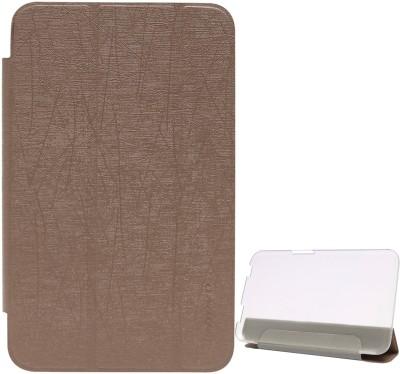 DMG Book Cover for Lenovo IdeaTab A1000(Brown)
