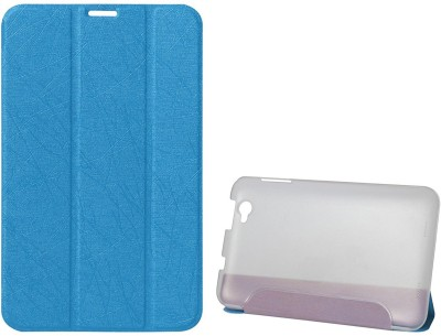 DMG Book Cover for Lenovo IdeaTab A5000(Blue)