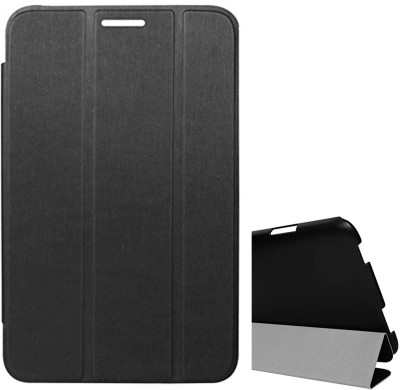 DMG Book Cover for Lenovo Ideatab A1000(Black)