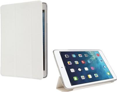 DMG Book Cover for Apple iPad Air, iPad 5(White)
