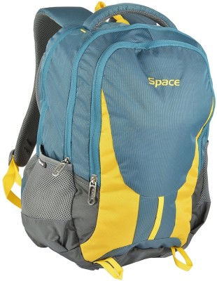 Space 15.6 inch Laptop Backpack(Blue)