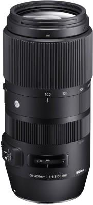 Sigma 100-400mm F5-6.3 DG OS HSM Contemporary lens for Canon DSLR Cameras Lens(Black, 75-300) 1