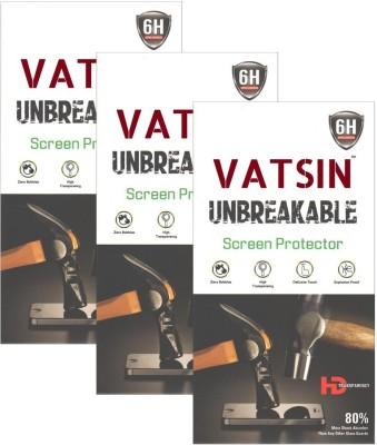 Vatsin Screen Guard for HTC Desire 10 Pro(Pack of 3)