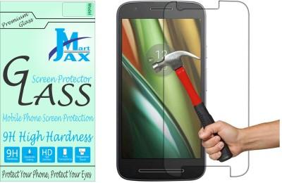Jax Mart Tempered Glass Guard for Motorola Moto E3 Power(Pack of 1)