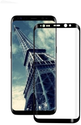 Colorcase Tempered Glass Guard for Samsung Galaxy S8 Plus(Pack of 1)