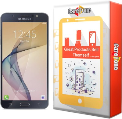 CareFone Tempered Glass Guard for Samsung Galaxy On8 at flipkart