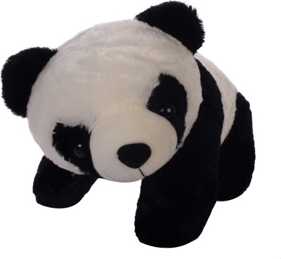 Aarushi Soft toy Panda   22 cm Multicolor Aarushi Soft Toys