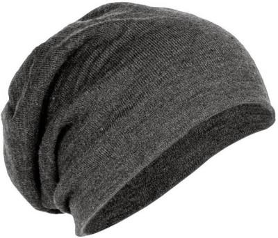 Saifpro winter Grey Beanie Cap