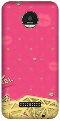 Yashas Back Cover for Motorola Moto Z(Multicolor)