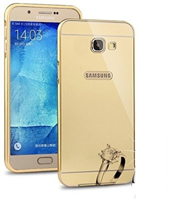 OWLAM Back Cover for Samsung Galaxy Note II N7100(Gold, Metal)