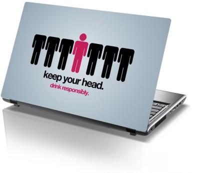Printclub Designer-754 Vinyl Laptop Decal 15.6