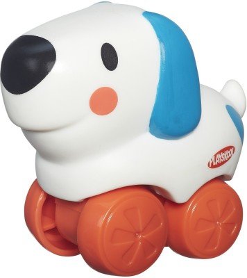 Playskool Mini Wheel Pals Puppy(Multicolor)