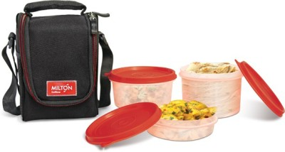 Milton Full Meal 3 3 Containers Lunch Box
