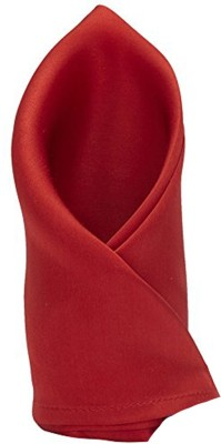 Chooz Designer Studio Solid Satin Pocket Square
