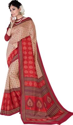 Vardhaman Goodwill Paisley Bollywood Art Silk Saree(Multicolor)