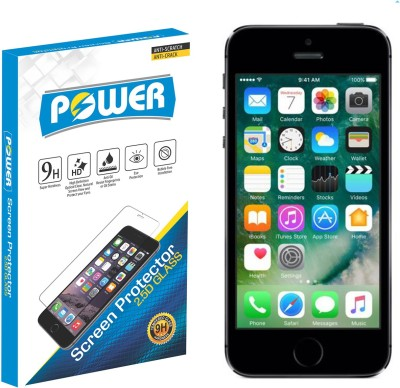 Power Screen Guard for Apple iPhone 5s(Pack of 1)