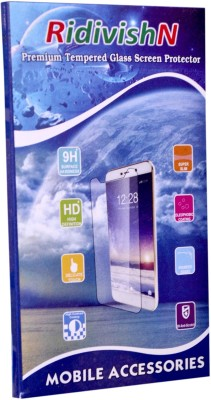 YuniKase Tempered Glass Guard for Micromax A117 Canvas Magnus ( Super saver Pack of 5 )
