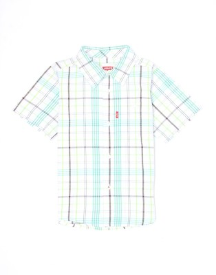 Levi's Boys Striped Casual Multicolor Shirt  available at flipkart for Rs.599