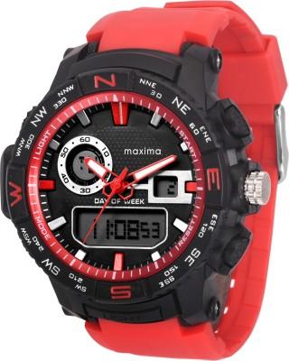Maxima 43941PPAN  Analog-Digital Watch For Boys