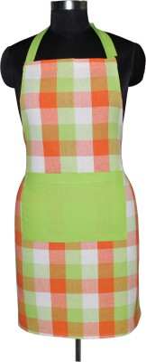 Airwill Cotton Home Use Apron - Free Size(Multicolor, Single Piece) at flipkart