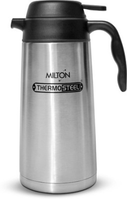 Milton Thermosteel Astral 2000 2000 ml Flask(Pack of 1, Silver)