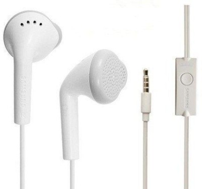 Webocart Webocart Galaxy note 4 Wired Headset with Mic(White, In the Ear) 1