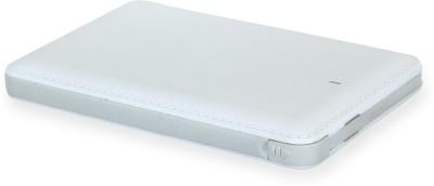 Benison India 5000 mAh Power Bank White:Grey, Lithium ion Benison India Power Banks