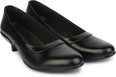 Do BhaiWomen Black Heels Sandal Do Bhai Heels