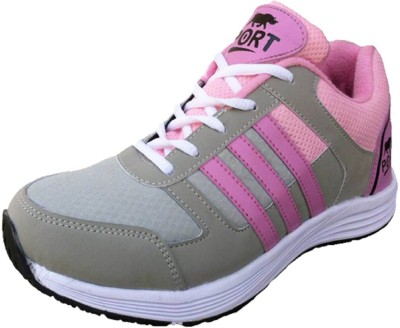 Port Alice Running Shoes For Women(Pink)