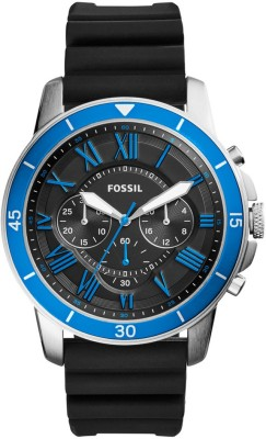 Fossil FS5300 GRANT SPORT Analog Watch  - For Men at flipkart