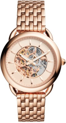 Fossil ME3145 Tailor Rose Gold Analog Women's Watch