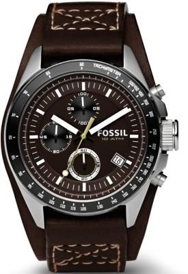 Fossil CH2599 DECKER   MENS Analog Watch   For Men