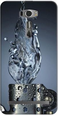 Furnish Fantasy Back Cover for Asus Zenfone 2 Laser ZE601KL(Multicolor, Plastic)
